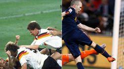 Todos los goles de los últimos 6 mundiales