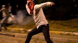 Muere un joven de 22 años en las protestas contra