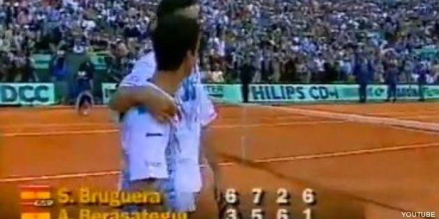 Nadal contra Ferrer: ¿Te acuerdas de las otras tres finales españolas en Roland Garros?