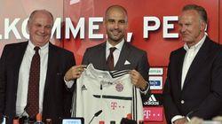 Así habla Guardiola en alemán