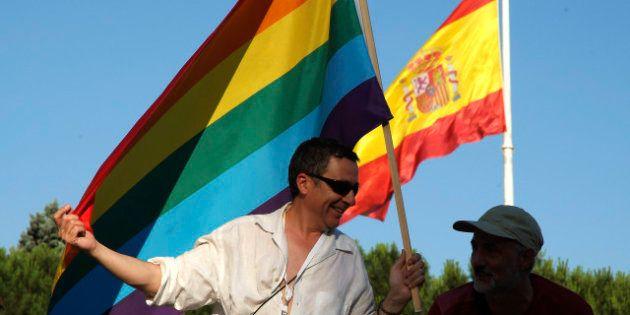 Orgullo Gay: Miles de personas desfilan en Madrid en defensa de la