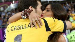 Iker Casillas y Sara Carbonero se...