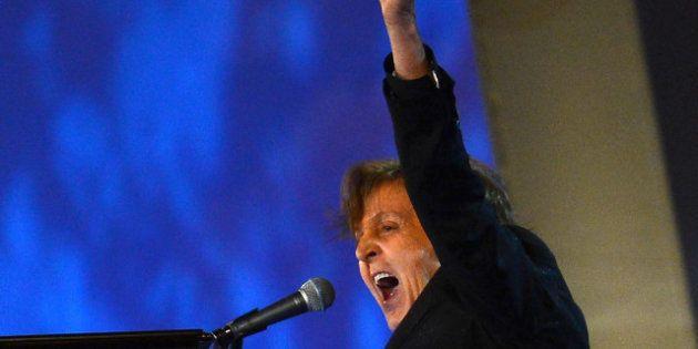 Olimpiadas Londres 2012: la actuación de Paul McCartney se pagó con 1 libra (FOTOS,