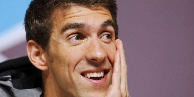 Juegos Londres 2012: Phelps dice que