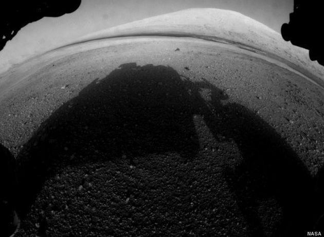 'Curiosity' en Marte: el aterrizaje, en imágenes (VÍDEO,