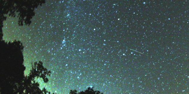 Perseidas 2012: las mejores noches para ver la lluvia de Lágrimas de San