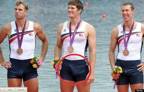 Juegos Londres 2012: El atleta de EEUU Henrik Rummel, MUY feliz de haber ganado el bronce en remo (FOTO,