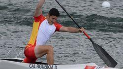 Cal, plata y medallista estrella de España (FOTOS,