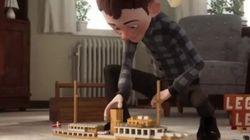 Las tres generaciones de Lego (VÍDEO,