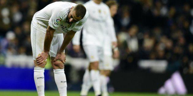 Valbuena carga contra Benzema: