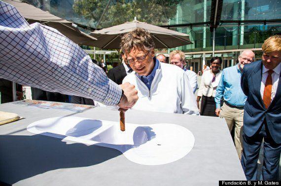 Bill Gates reinventando el retrete: los premios a los inodoros del futuro