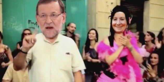 El vídeo que parodia la situación política española y que triunfa en la