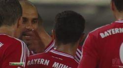 Así motiva Guardiola a Thiago en el Bayern (VÍDEOS,