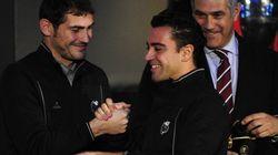Casillas y Xavi, príncipes de