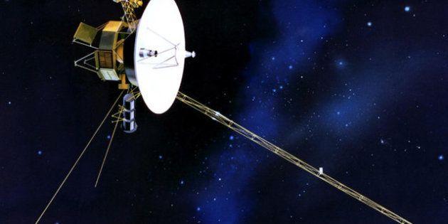La nave 'Voyager 1' se prepara para salir del sistema solar 35 años después de su lanzamiento