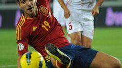 Soldado desatasca a España en el último suspiro (0-1)