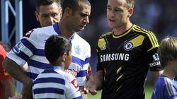 Ferdinand niega el saludo a Terry