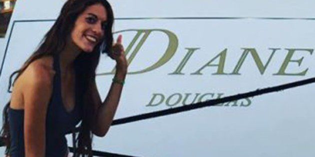La localidad coruñesa donde se captó la última señal del móvil de Diana concentra la