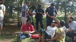 La Policía identifica a varios miembros del 25-S