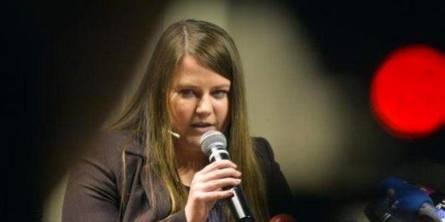 El llamamiento de Natascha Kampusch a las autoridades: