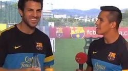 Duras declaraciones de los jugadores del Barça