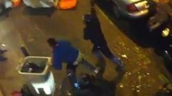 Esta vez los antidisturbios sí entraron en los bares: historia de un