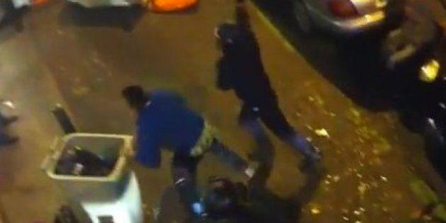 29S: Así entraron a golpes los antidisturbios en los bares de Huertas