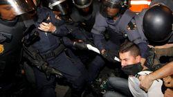 El sindicato policial pide dimisiones por las cargas de