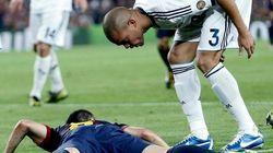 Pepe se las tiene ahora con Iniesta (AUDIO,