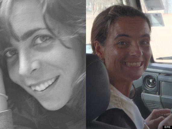 Un año del secuestro de las cooperantes españolas Montserrat Serra y Blanca
