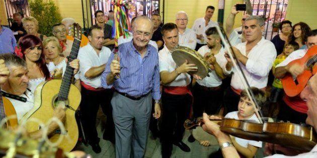 Indignación con el alcalde de Málaga: