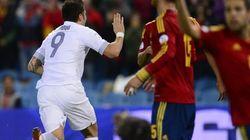 Los 8 momentos del España - Francia