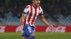 Falcao, para el Balón de Oro... O eso intenta el Atlético de Madrid (VÍDEO,