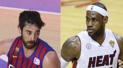 ¿Navarro contra LeBron James? Sí, en este videojuego