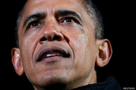 Barack Obama vuelve a Iowa, donde todo empezó, para cerrar campaña entre lágrimas de