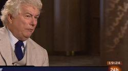 TVE reemite una entrevista con Ken Follett a la misma hora de las