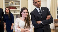 Maroney y Obama no se impresionan