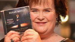 Susan Boyle, víctima de la publicidad de su