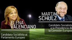 El futbolístico vídeo del PSOE para iniciar su