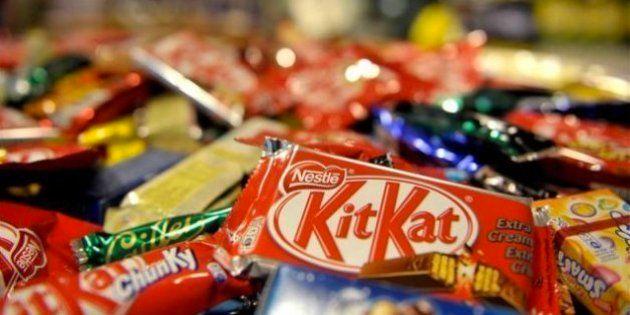 Nestlé reducirá el azúcar en sus chocolates y bollería hasta un
