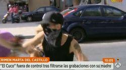 Brutal agresión de 'el Cuco' a un reportero de Antena 3