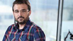 Una eléctrica menciona a Jordi Évole en Twitter durante 'Salvados'... y así reacciona