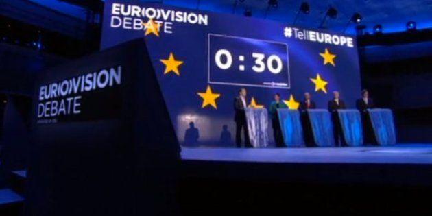 Los candidatos a presidir la Comisión Europea no se ponen de acuerdo sobre