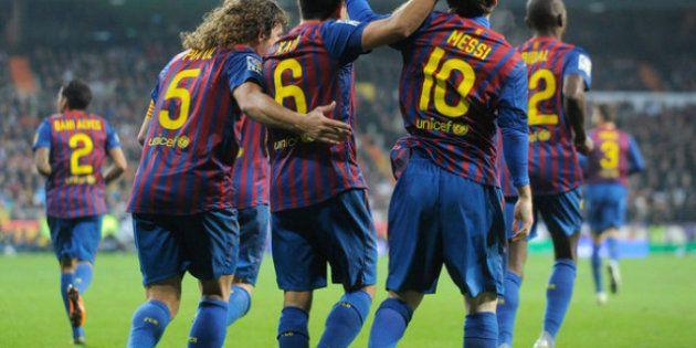 El Barça renueva a Messi, Xavi y