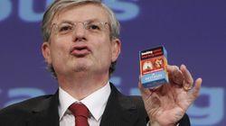 Bruselas pide prohibir el tabaco de vainilla o