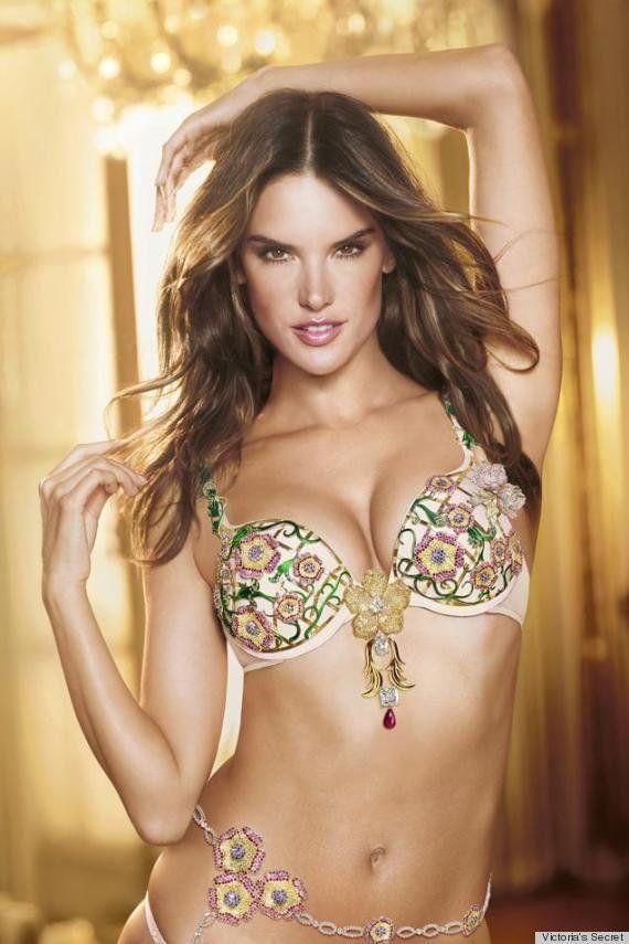 Ángeles de Victoria's Secret: la felicitación navideña más sexy de 2012 (VÍDEO,
