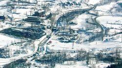 1000 esquiadores atrapados en