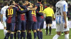 Matricula para el Barça; sobresaliente para el Atlético