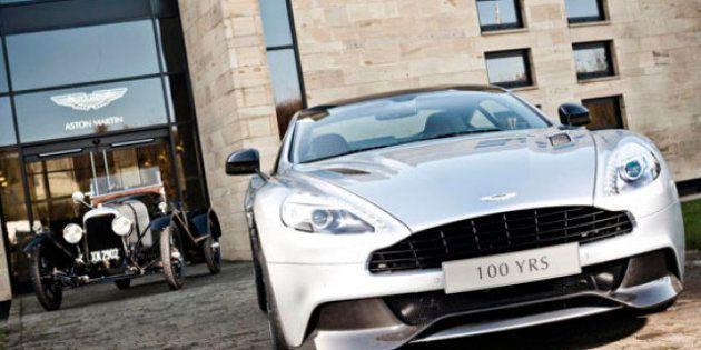 Tal día como hoy, hace 100 años, nacía Aston