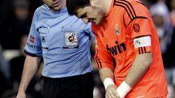 Casillas, lesionado, podría estar un mes de baja